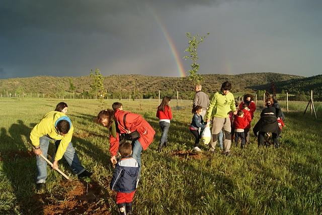 Ceres Ecotur y la Fundación Ecoagroturismo en el curso de ECOTURISMO RURAL con ecoTURAL