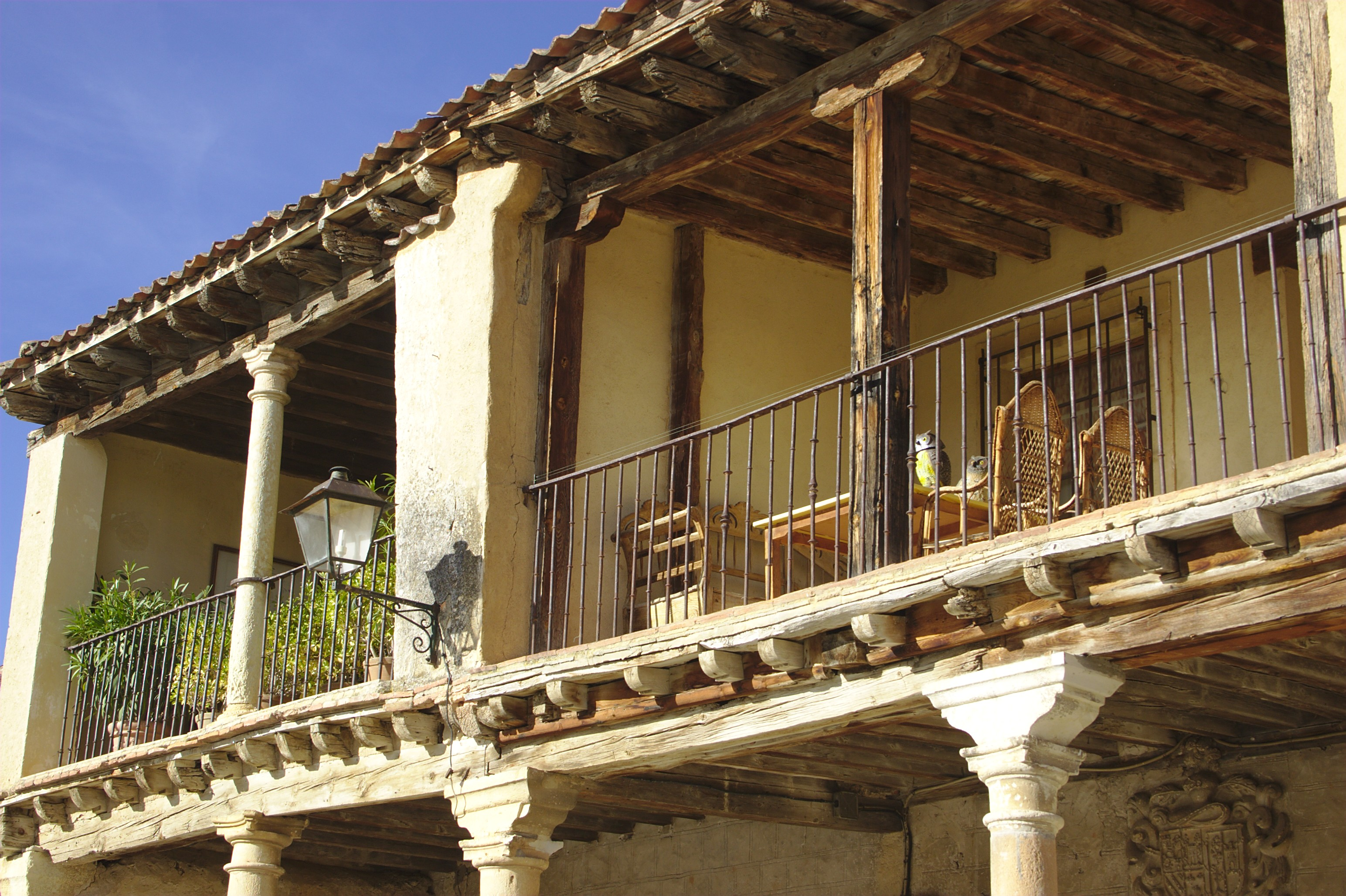 Pedraza, turismo rural de película