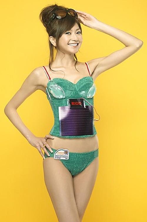 Bragas y sujetadores ecológicos: la moda 'bio' llega a la lencería