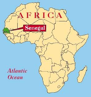 Sintiendo el poder de ATRACCIÓN de ÁFRICA