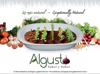 Despacio, con buenos y ricos sabores… ¡llega una nueva edición de Algusto!