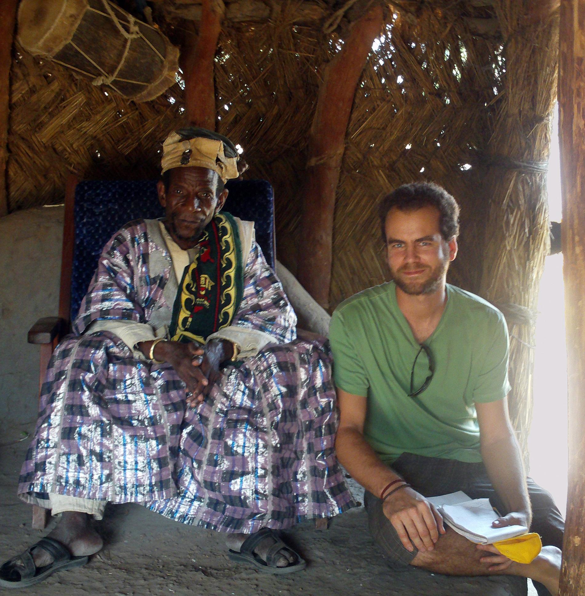 África Scientia 1/4: Turismo Responsable en BURKINA FASO