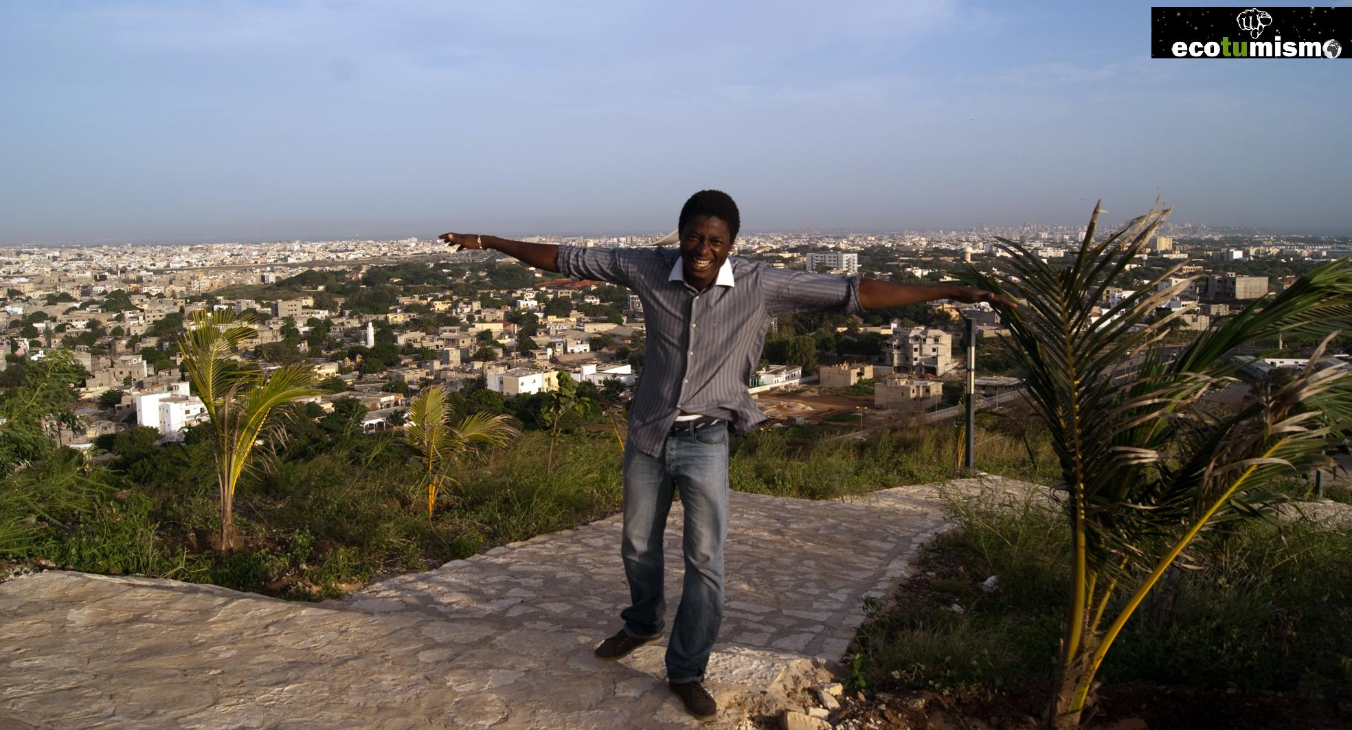 Primer día en DAKAR y toma de contacto con la HOSPITALIDAD senegalesa
