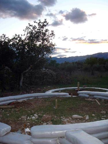 Pasos para construir un Eco-Domo