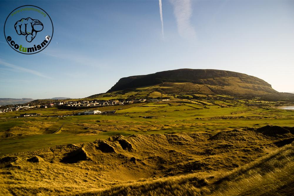 IRLANDA: un lugar donde el ECOTURISMO se promociona por su propio peso