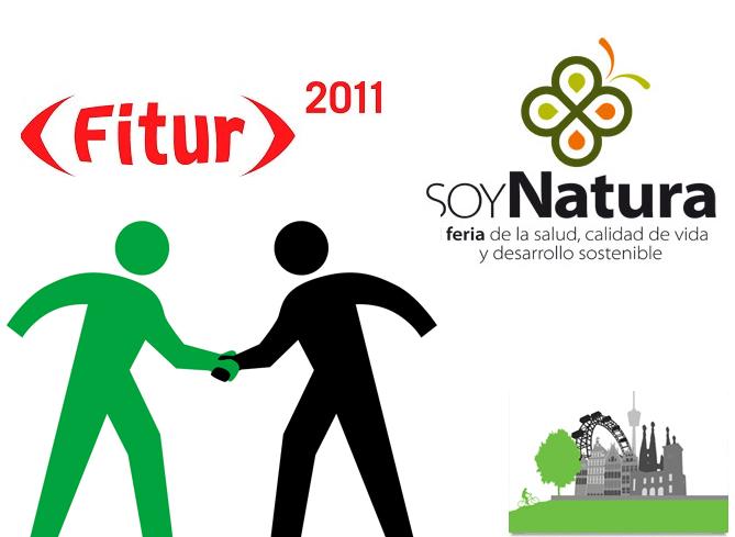 Enero: FITUR, SOY NATURA en Estepona y NEW GREEN DEAL