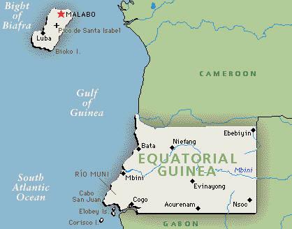 El TURISMO llama a la puerta de la dictadura de Obiang en GUINEA ECUATORIAL