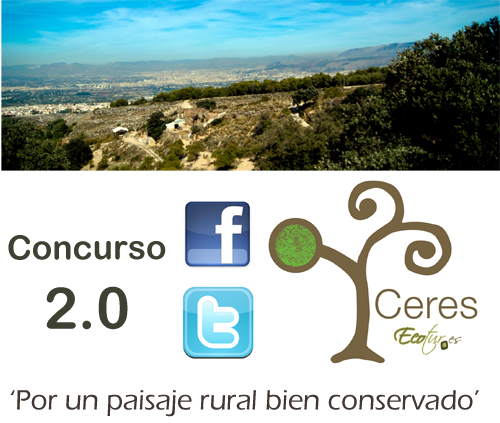 Vota tu PAISAJE RURAL favorito en el Facebook Ceres Ecotur