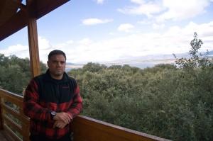 José Ignacio Vega Ecolodge de Cabañeros