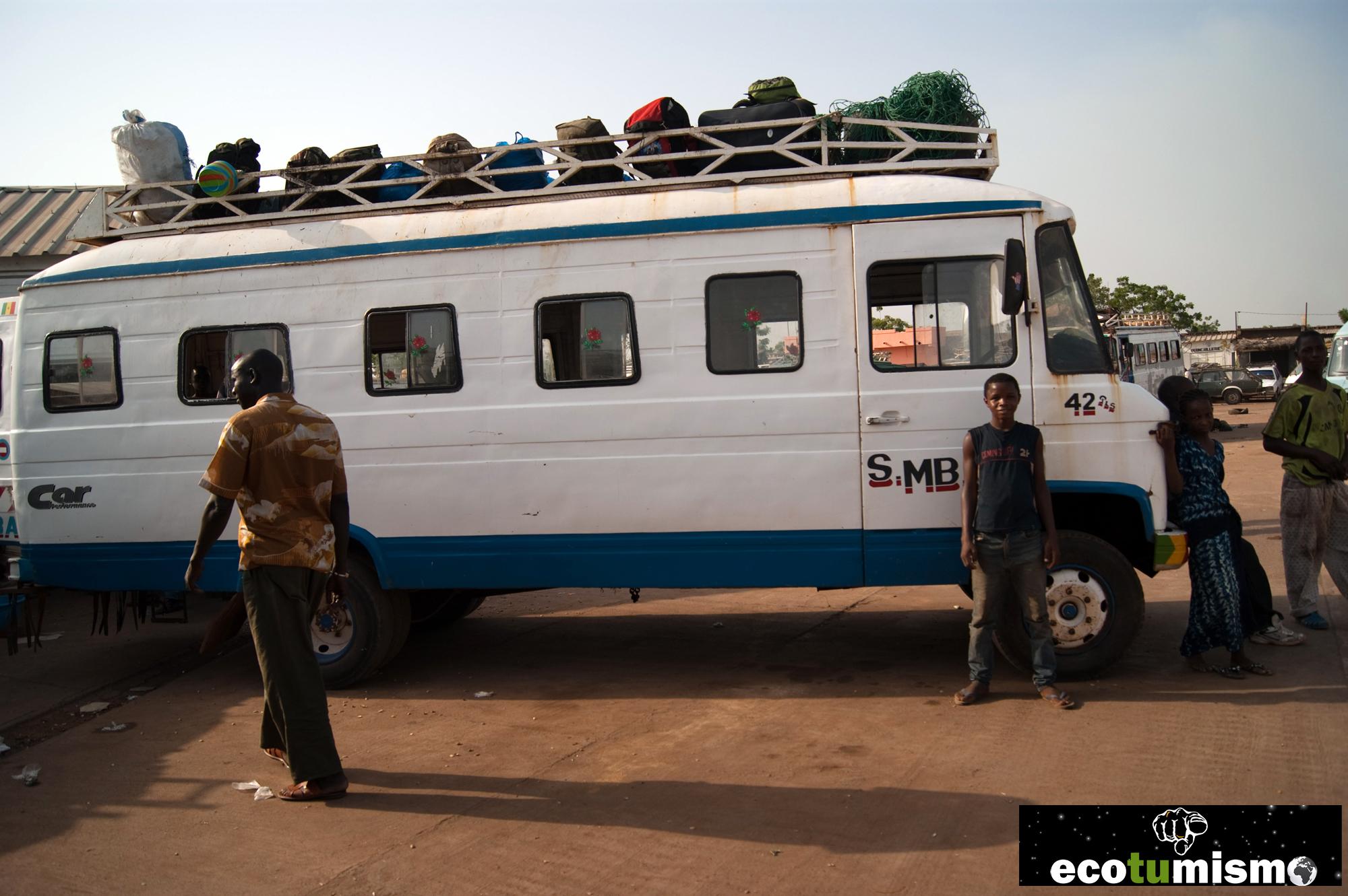 Llegada a KEDOUGOU y al SENEGAL ORIENTAL, una región por descubrir