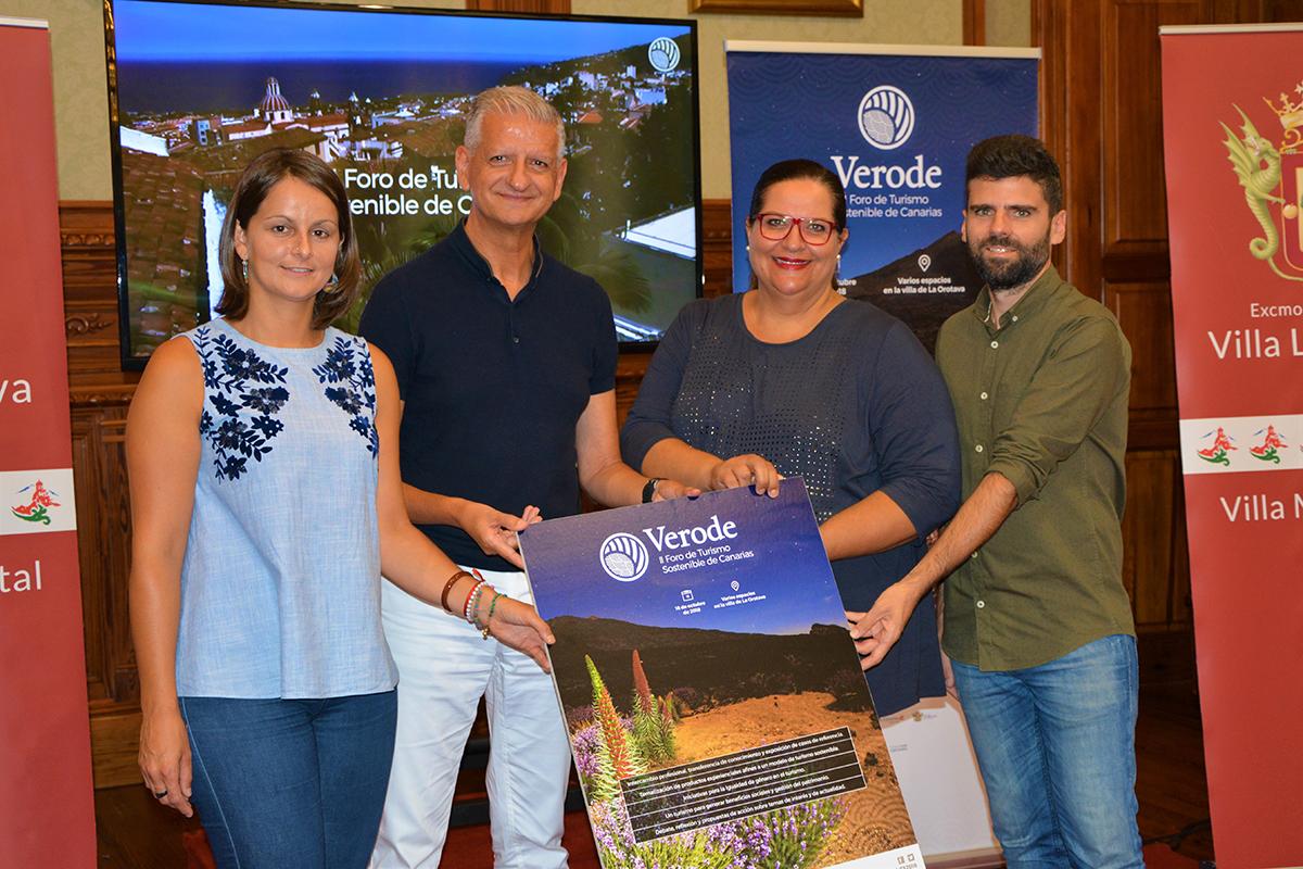 turismo sostenible canarias