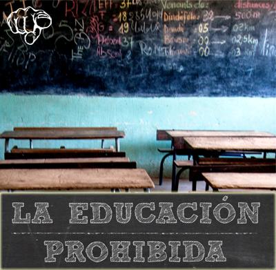 La EDUCACIÓN PROHIBIDA lucha por dar luz a los niños del mundo