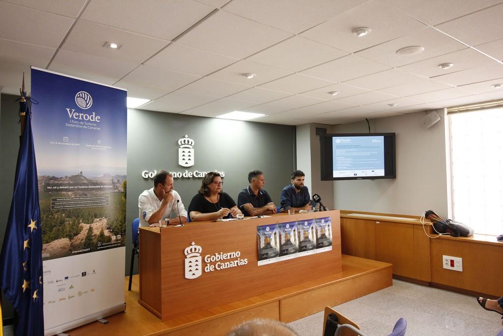 turismo sostenible en Canarias
