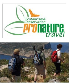 Ecoturismo sostenible en MALLORCA con PRONATURE TRAVEL