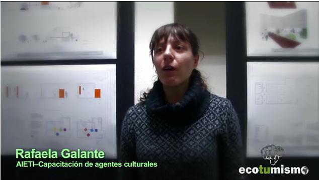 Rafaella Galante de AIETI