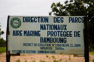 Ecoturismo Keur Bamboung Senegal