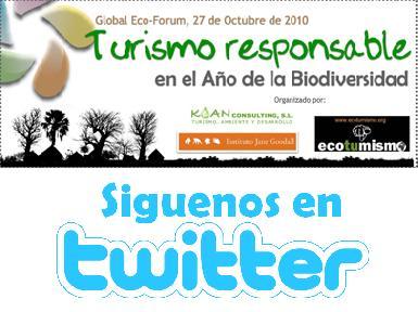 MINUTO A MINUTO: Mesa Redonda Turismo Responsable en el Año de la Biodiversidad