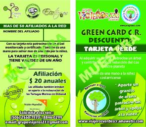 Apadrina un ÁRBOL en Costa Rica y ayuda a luchar contra el CAMBIO CLIMÁTICO