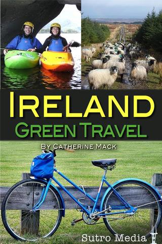 Una guía de turismo SOSTENIBLE en iPHONE para visitar IRLANDA a golpe de clic