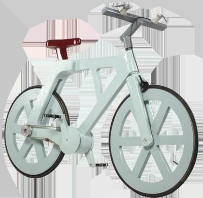 La revolución del TRANSPORTE ECOLÓGICO llega en forma de bicicleta de cartón