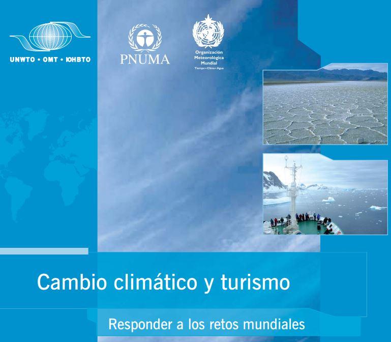 cambio climatico y turismo