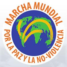 Marcha Mundial por la paz y la no-violencia: ¡cambiar el mundo está en nuestras manos!