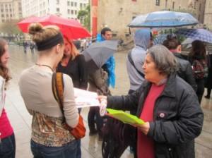 masificacion de turistas en barcelona