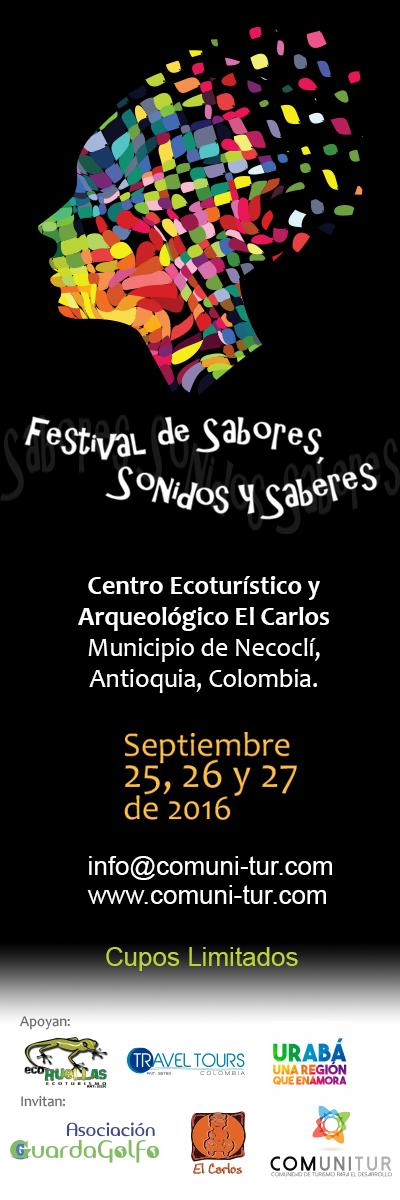 festival turismo comunitario Colombia