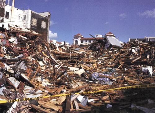 Ayuda urgente para Haití