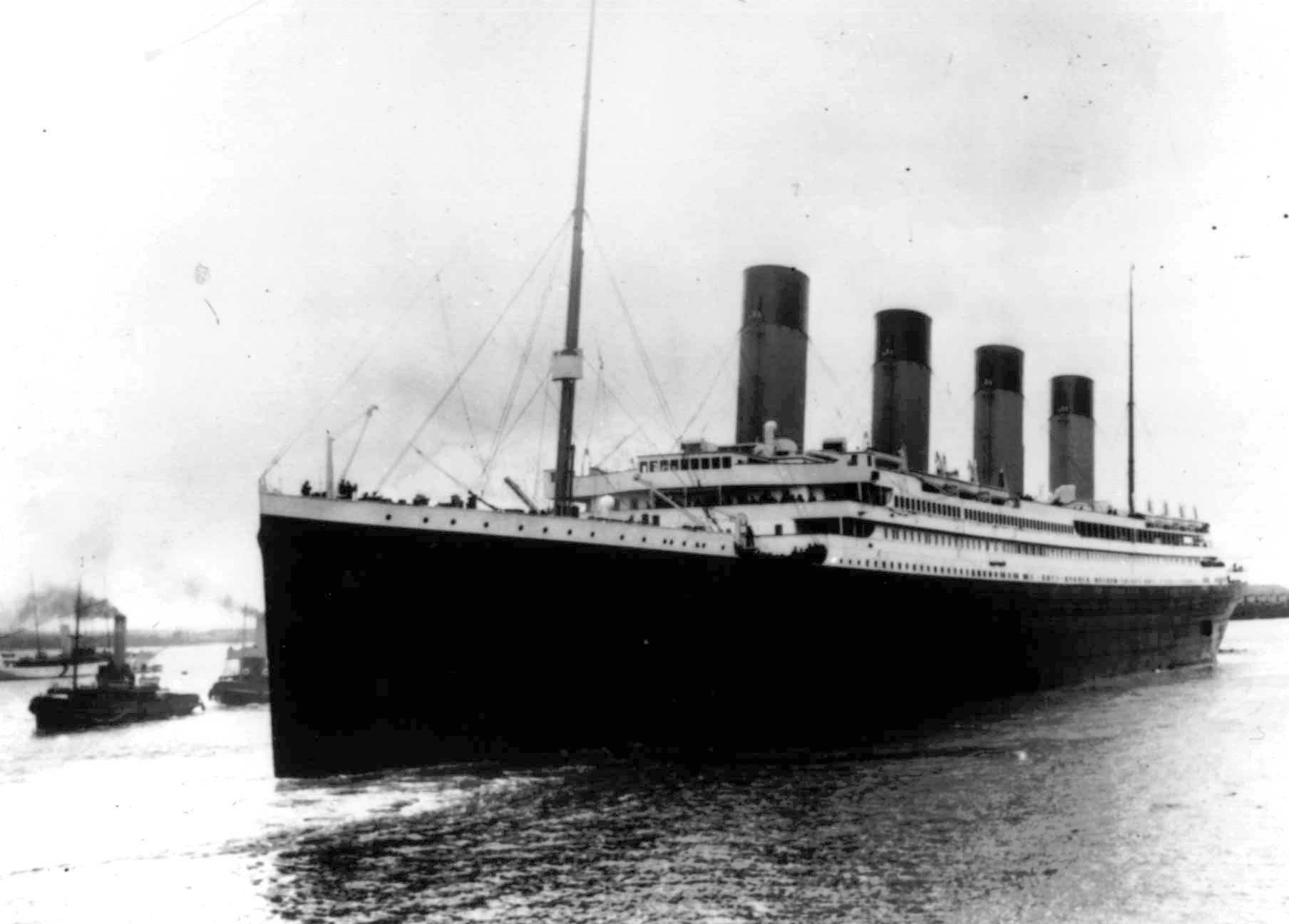 La metáfora de un mundo más sostenible a un siglo del buque insumergible